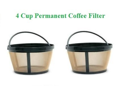 Permanent Coffee Filter For Mr Coffee front-26680