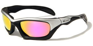 V25 Padded Motorcycle UV Sunglasses