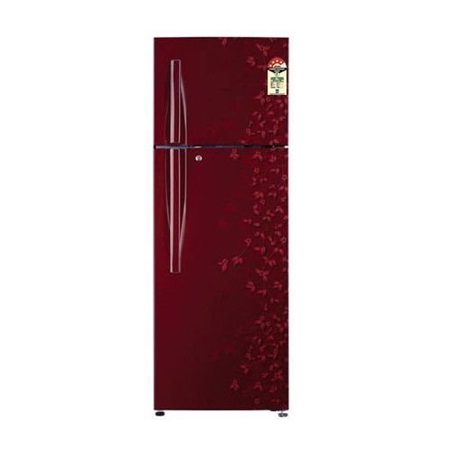 LG GL-C282RPCL 255 Litres 4S Double Door Refrigerator (Gardenia)