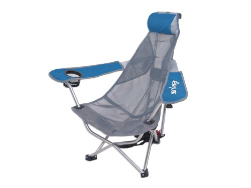 Kelsyus Mesh Backpack Outdoor Chair (Blue)