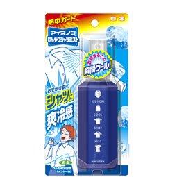 熱中ガードアイスノンひんやりシャツミスト(100mL)