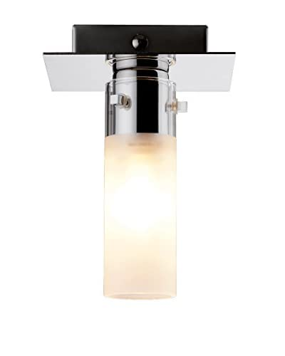 SEGNO Deckenlampe Led Tribeca C1 silber/weiß