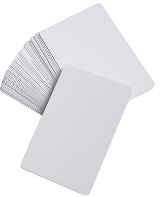200 Blank Cards