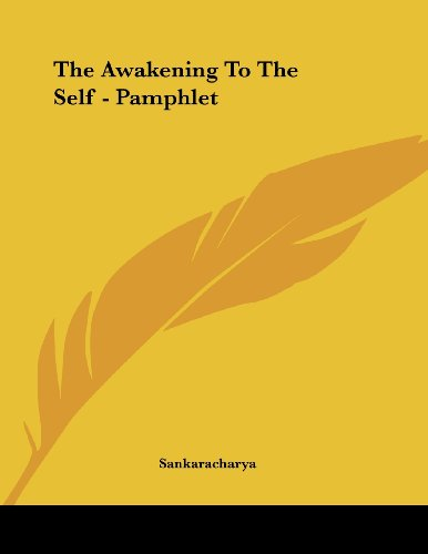 The Awakening to the Self - Pamphlet