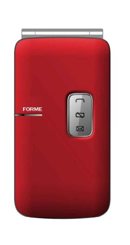 Forme S700 Dual Sim Cell Phone (Red )
