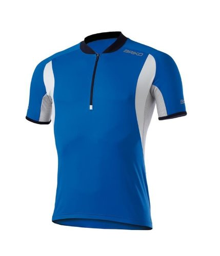 Briko Prokare Jersey Maglia Man Blu/Bianco L