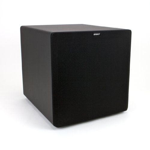 Energy Energy Power 12 Sub 12-Inch Front Firing Rear Ported Subwoofer (Black)