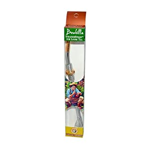Natural Brands Bombilla Strainer Straw 1 straw