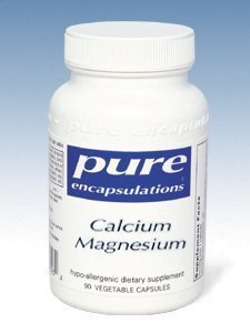 Pure Encapsulations - Cal Mag (Citrate) 80Mg 90 Vcaps