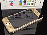 iPhone5/5s/5c 0.2mm 強化ガラス 液晶保護フィルム 【iphone & iPad 用 ホームボタン シール 付き】 /ケース カバー