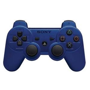 NEW PS3 DualShock Controller Blue (Videogame Accessories)