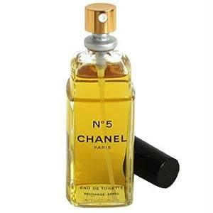 Chanel No. 5 femme/woman, Eau de Toilette, Nachfüllung, 100 ml