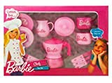 Barbie I Can Be A Chef Tea Set - PINK