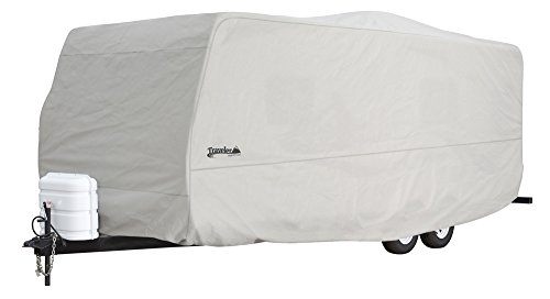 Traveler by Eevelle Travel Trailer Cover - fits 28'-30' Long Trailers - 366