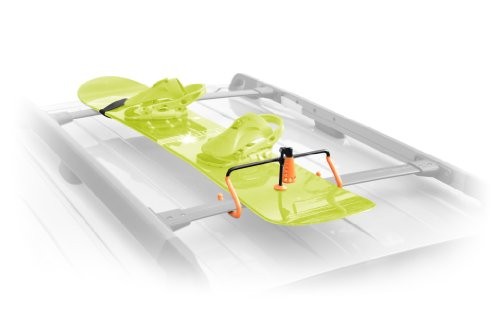 Raxstars Portable Snowboard Roof Rack