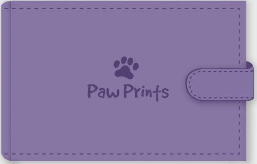 Paw Prints Photo Album (Stores 48 4'' x 6'' photos, Brag Book) PDF