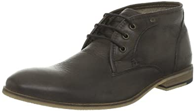 Redskins Estonie, Chaussures de ville homme - Marron, 45 EU