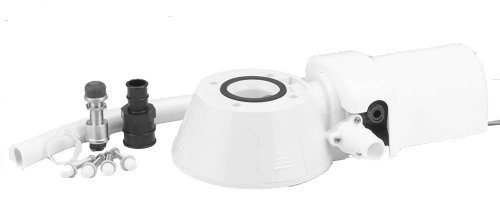 Jabsco 37010-0092 Marine Manual to Electric Marine Toilet Converstion Kit for Jabsco Manual Toilets by Jabsco