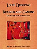 img - for Rounds and Canons: Shaping Musical Independence (Violin) book / textbook / text book