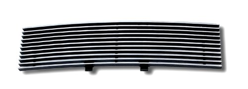 APS F66789A Polished Aluminum Billet Grille Bolt Over for select Ford F-150 Models (2012 Ford F150 Front Bumper Parts compare prices)