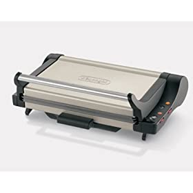 220 Volt (NOT USA COMPLIANT) Delonghi Contact Grill Large