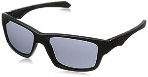Oakley - Lunette de soleil Oakley Jupiter Squared Rectangulaire  - Homme, Matte Black/Grey (S3)