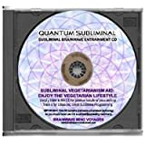 BMV Quantum Subliminal CD Vegetarianism Aid: Enjoy the Vegetarian Lifestyle (Ultrasonic Subliminal Series)