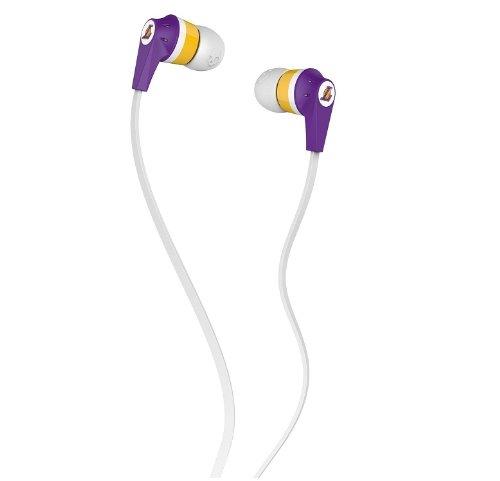Skullcandy Los Angeles Lakers Inkd Ear Buds