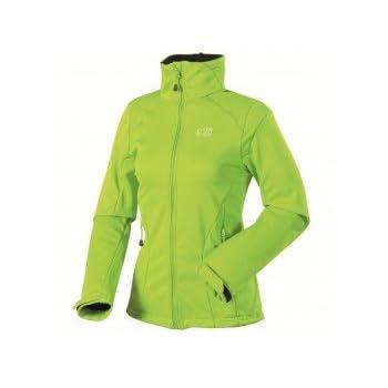 MILLET Furnace windstopper Veste softshell femme miv4386 vert
