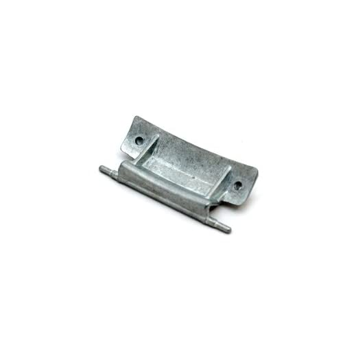 Door Hinge for Hotpoint Washing Machine C00119413 1602473. Equivalent to part number C00119413