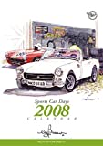 BOW。-Sports Car Days- 2008年カレンダー