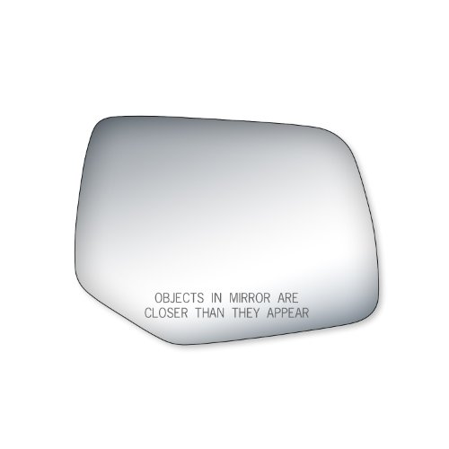 Fit System 90212 Passenger Side Replacement Mirror Glass (2011 Ford Escape Mirror compare prices)