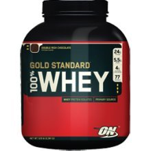 Optimum Nutrition 100% Whey Gold Standard Strawberry 2Lb Protein