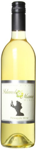 buy 2015 Island Mana Hawaiian Tropical Pineapple Wine - Off Dry 750 Ml