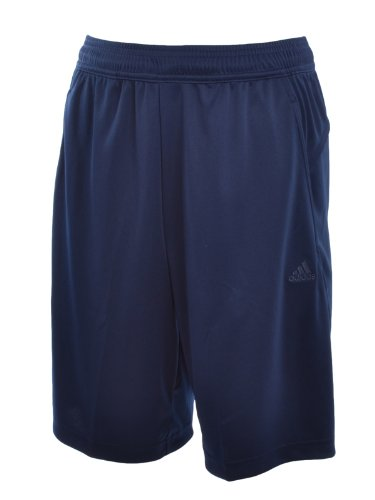 Adidas Mens Navy Bermuda Tennis Gym Shorts -V37395
