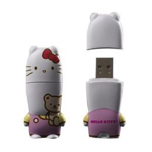 Mimobot 16GB Hello Kitty Teddy Bear USB Flash