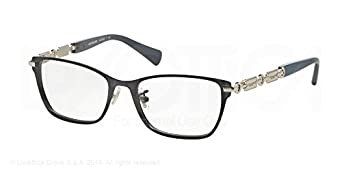 Eyeglasses Coach HC 5065 9214 NAVY/BLUE GREY at Amazon Men ...