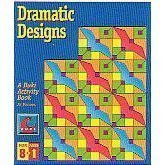 Buki Large Activity Book DRAMATIC DESIGNS