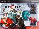 PS3 DISNEY INFINITY STARTER PA