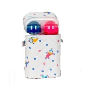 Amazon Com Insulated Bottle Holder Twin Double