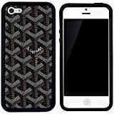 coquegoyard-logo-coque-iphone5c-case-noir