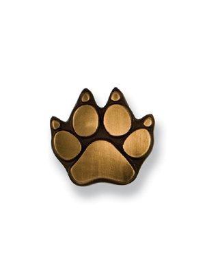 Michael Healy Designs MHR66 Dog Paw Doorbell Ringer, Bronze