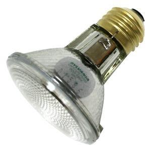 Sylvania #14700 50-watt PAR20 wide flood halogen bulb