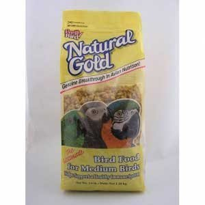 Bird Supplies Natural Gold Medium 30 Lb