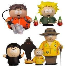Buy Low Price Mezco South Park Series 5 Action Figures Case of 12 (B000W0E2XO)