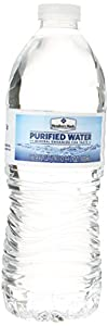 Member's Mark Purified Bottled Water, 16.9 Ounce, (Pack of 40): Amazon
