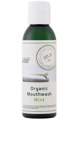 made of Organics オーガニック マウスウォッシュ ミント