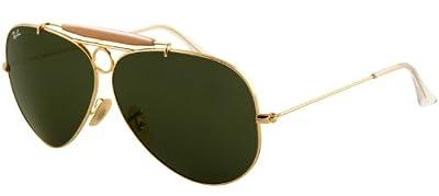 Ray Ban RB3138 Shooter Sunglasses