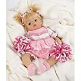 Best Deals Future Cheerleader Doll, Future Cheerleader, 18 inch Baby Doll (Artist: Kathy Smith-Fitzpatrick)