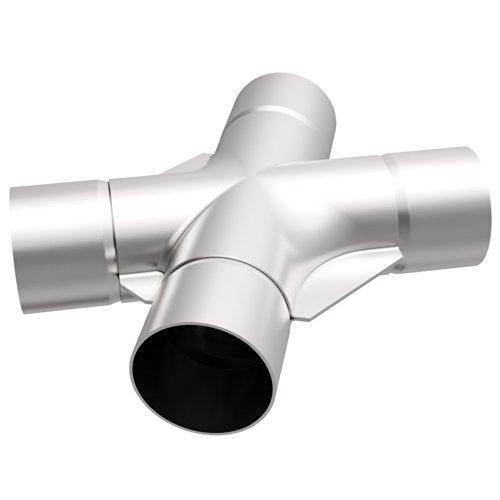 """Magnaflow 10782 Tru-X Universal Bent 3"""" Exhaust Pipe"""